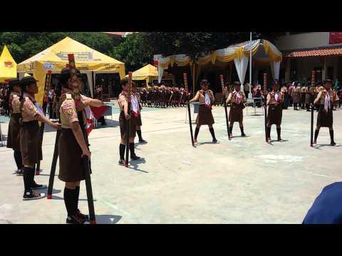 PBB PRAMUKA SMPN 9 Tambun Selatan @SMAN 2 Tambun
