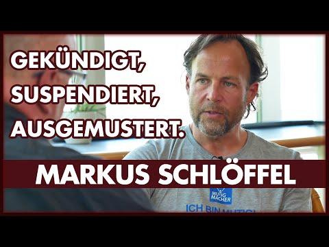 Bundespolizist Markus Schlöffel redet Klartext.