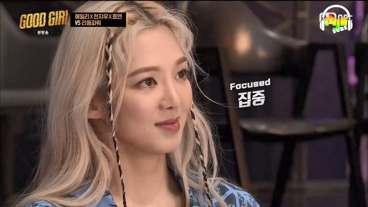 [ENGSUB] 200625 Hyoyeon 효연 - Good Girl Ep.7 (Full cut - Part 1)