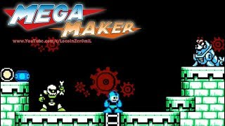 MEGA MAKER: KNIGHT MAN THE TOWER OF DANGER
