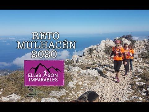 Reto Mulhacén 2020 -Ellas Son Imparables -Taser