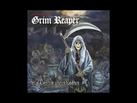 Grim Reaper - Walking In The Shadows (Full Album)