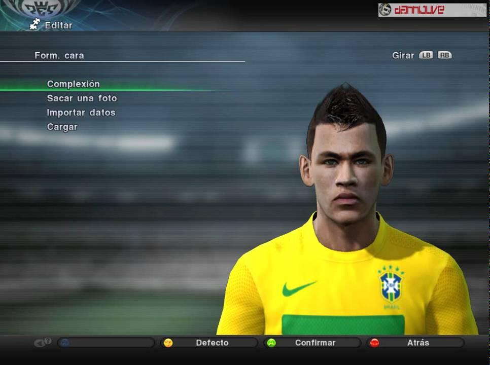 Neymar PES 2011