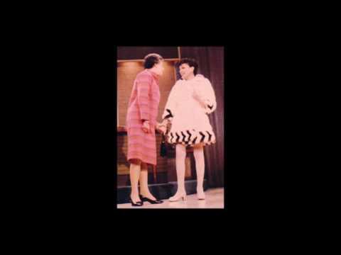 Margaret Hamilton & Judy Garland  Merv Griffin  1960s Talk