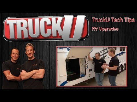 RV Upgrades | TruckU Tech Tips