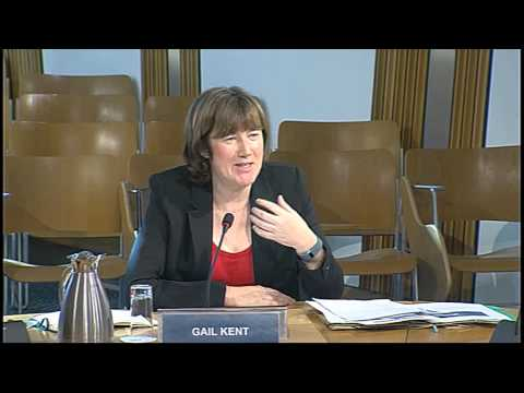 Infrastructure and Capital Investment Committee - Scottish Parliament: 30th September 2015