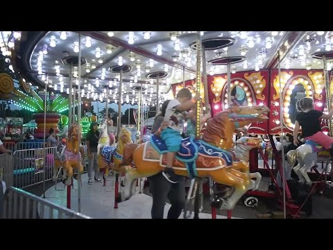 A day at the Tennessee Valley Fair