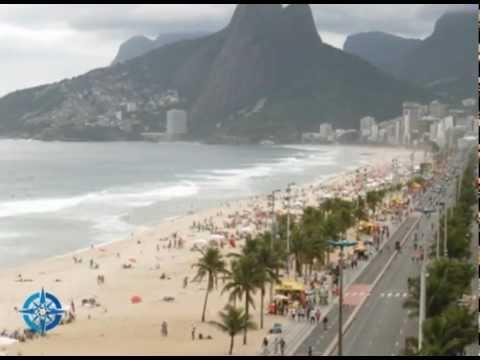 Rio De Janeiro, Brazil: Copacabana And Ipanema - tour sample
