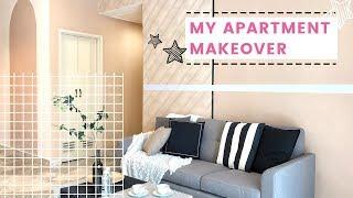一砖一瓦,慢慢琢磨 My First Kl Apartment Makeover | 我的家居大改造 (一)