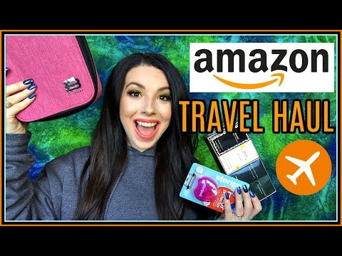 AMAZON HAUL | TRAVEL ESSENTIALS 2019 Mp3