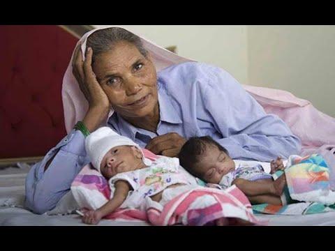 70-летняя женщина родила близнецов! Как сложилась их судьба: ужасная трагедия…
