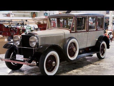 1925 Doble Series E Steam Car - Jay Leno