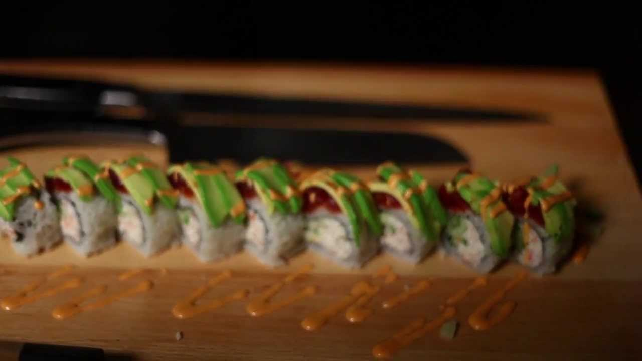 learn to roll sushi at flying fish company - youtube, Fly Fishing Bait