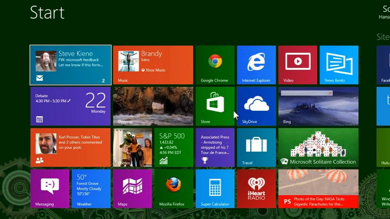 Top 5 funciones de Windows 10