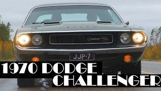 Dodge Challenger 1970 года: 7,2 литра под капотом, 50 лет истории #ЧУДОТЕХНИКИ №66