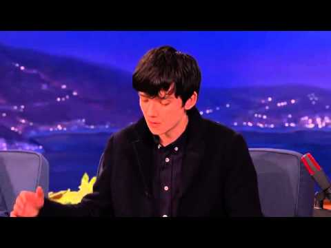 Asa Butterfield Teahes Conan