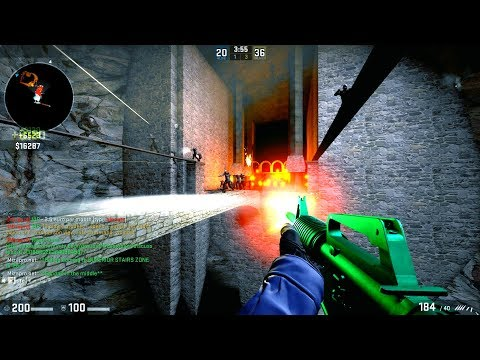 CS:GO - Lord of the Rings - Zombie Escape Mod - ze_lotr_mines_of_moria_p2 - Mizapro