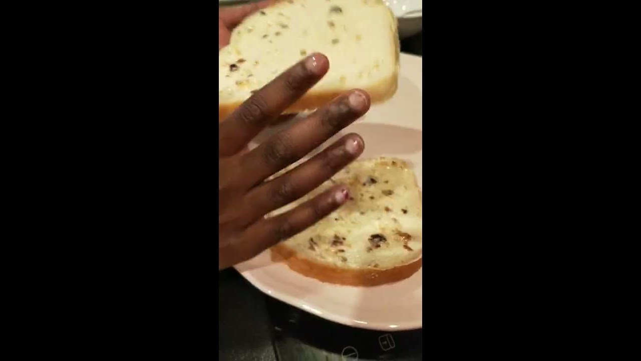 Garlic cheese bread | Easy, quick and yummy recipe | Snack ...