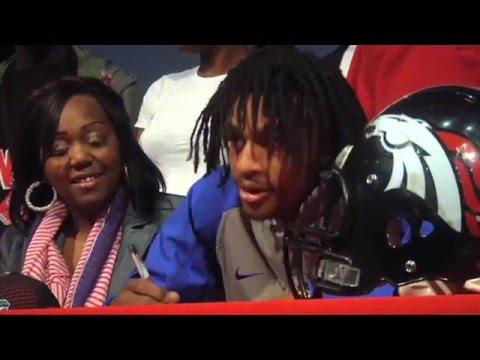 2016 Houston Area National Signing Day
