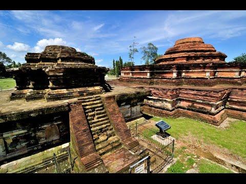 Muara Takus Temple, Riau Province Indonesia.