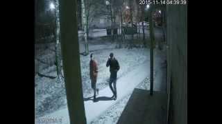 Кража видеокамер в Саранске