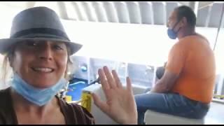 La motonave della Tirrenia Isola di Capraia riparte per le Isole Tremiti dopo i controlli