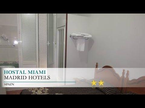 Hostal Miami - Madrid Hotels, Spain