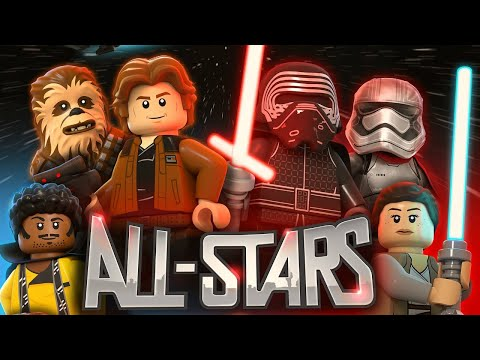 LEGO Star Wars: All-Stars Trailer - Fan-Favorite Characters Get New Adventures on Disney XD