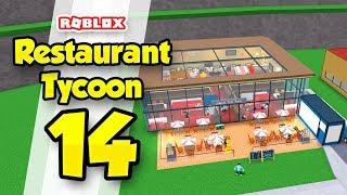 RESTAURANT TYCOON #14 - THE BEST RESTAURANT IN GAME (Roblox Restaurant Tycoon)