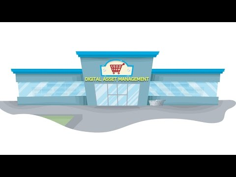 How Digital Asset Management is like a Grocery Store