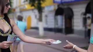 Лимузин Тверь. Флеш-Моб Open Air 2013. Компания TverLimo (4822)-64-20-20.Клуб