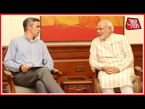 Shatak Aajtak: Omar Abdullah Meets PM Modi, Demands Ban On Pellet Guns