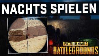 PUBG - NACHTS SPIELEN - Müdigkeit 9000 :D Twitch Stream Highlight Gameplay German Deutsch
