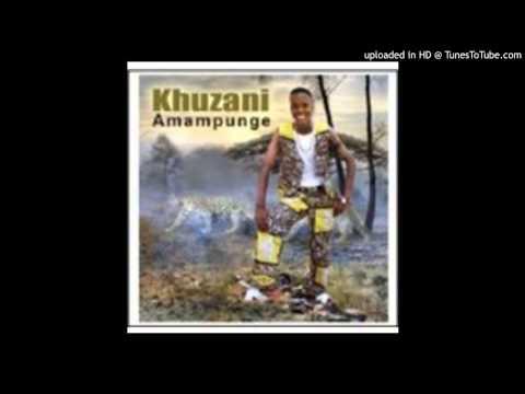 Khuzani - Dlala Ngekhubalo