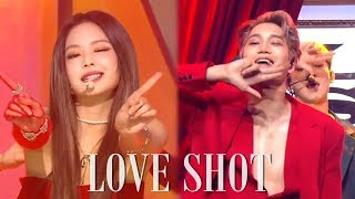 Jennie & Kai - Love Shot [FMV | JenKai]
