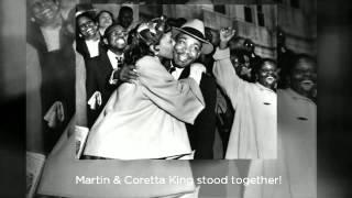 Black History Tribue: Dr. Martin Luther King Jr.