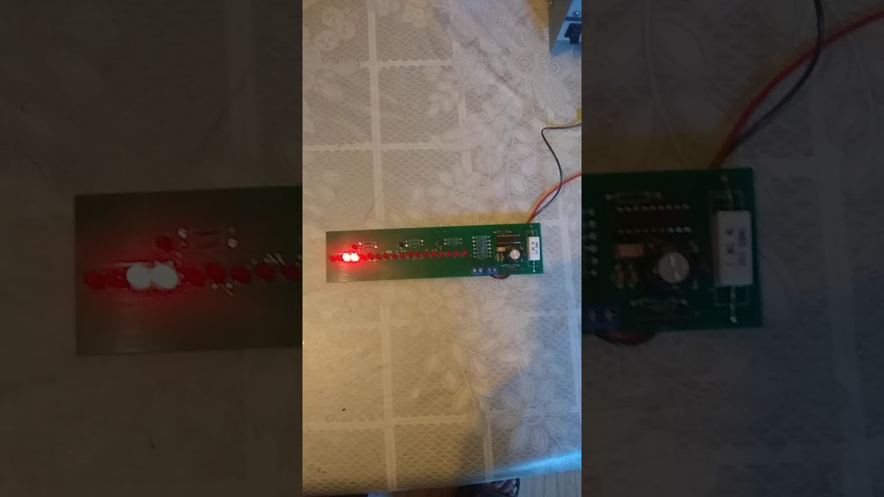 Knight Rider Lights Prototype Using The PIC16F84A ...
