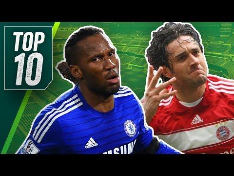 Plötzlich Profi! Die Top 10 Spätstarter im Profifußball - Bierhoff, Drogba, Toni!