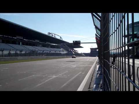 Liam Doran Nissan GTR Nurburgring 2012