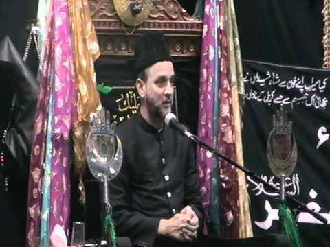 Moulana Shaukat Ali Mirza - Jhoole ke Majlis, Dubai - 2009