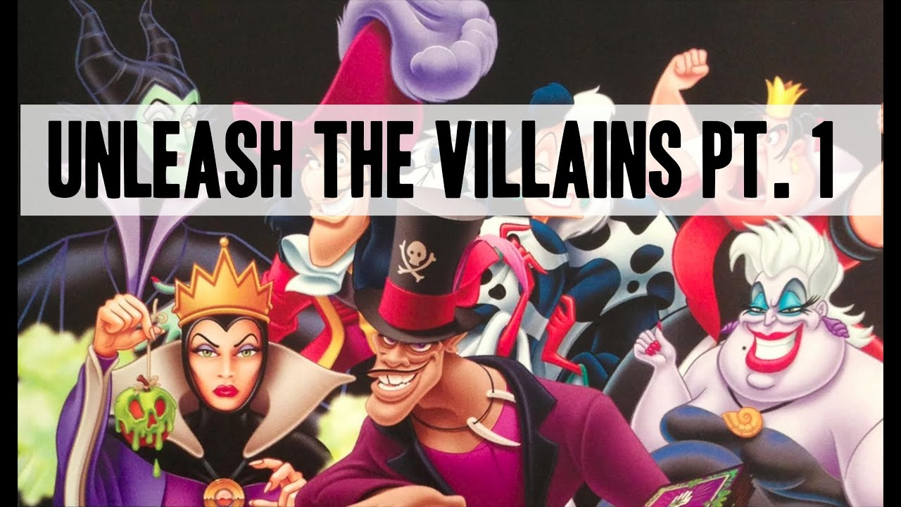 Disneyland Update 09.13.13 | Unleash The Villains Pt. 1 [HD]   YouTube
