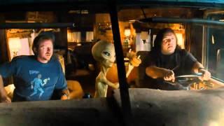★ Paul - Ein Alien auf der Flucht ★ HD ★