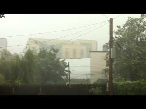 Tornado in Prospect Heights, Brooklyn?