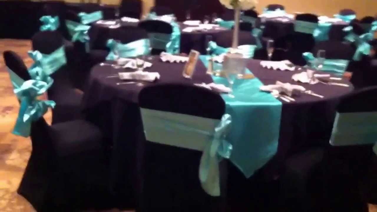 Black Tiffany Blue Silver And White At 700 Beta Center In Mayfield