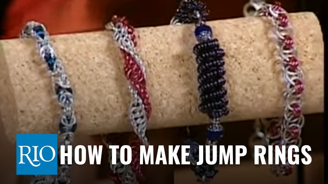 how to make your own jump rings