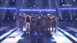 K POP Block B   Very Good + Be The Light + Nanrina LIVE 20140107