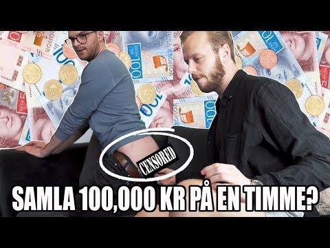 KAN VI SAMLA IHOP 100,000 KR P UNDER EN TIMME?