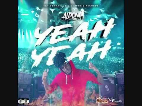 AIDONIA DI YEAH YEAH  GENNA DANCEHALL MIX [RAW VERSION] AUGUST 2017  1876899-5643 DJ GAT