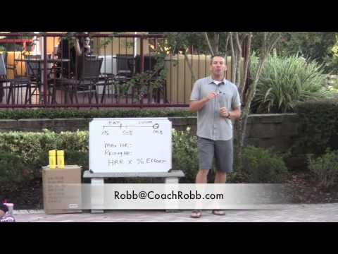 Coach Robb: How a Heart Rate Monitor Guarantees a PR (Personal Record)