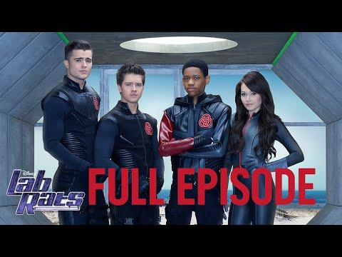 Commando App! | Full Episode | Lab Rats | Disney XD